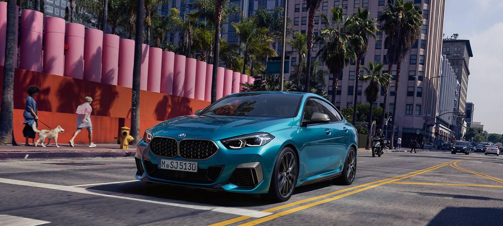 Offre BMW Maroc THE 2 Serie 2 Gran Coupé Prix Maroc